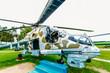 Russian Soviet multi-purpose transport helicopter Mi-24 - 82089008