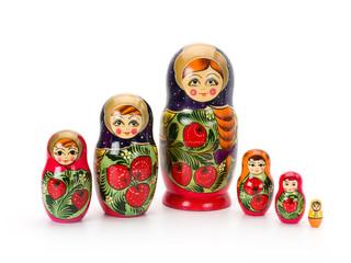 Matroschka - als Gruppe