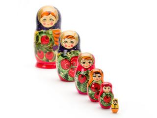 Matrjoschka - Querformat