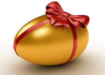 golden egg gift