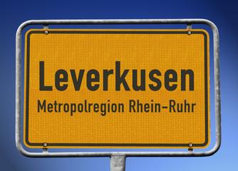 Leverkusen Metropolregion Rhein-Ruhr