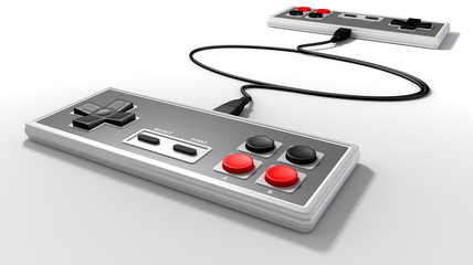 Vintage Game Controller Competition