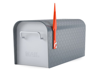 Mailbox isolated
