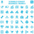 Scribble Iconset Business / Work 2