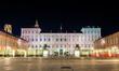 Royal Palace of Turin at night - Italy - 82097841