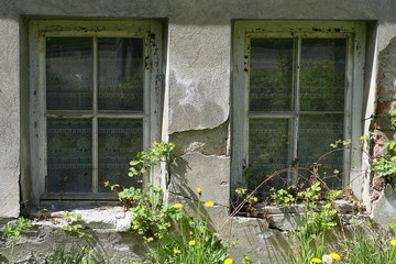 Fenster_ Alt