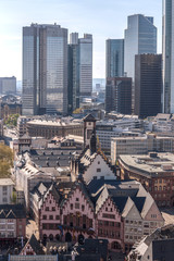 frankfurt am main germany financial district