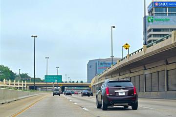 DFW traffic