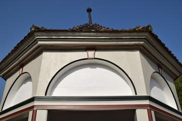 Brunnenpavillon in Rodenberg
