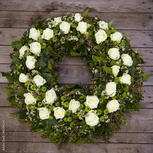 Keuken foto achterwand Roses Abschied