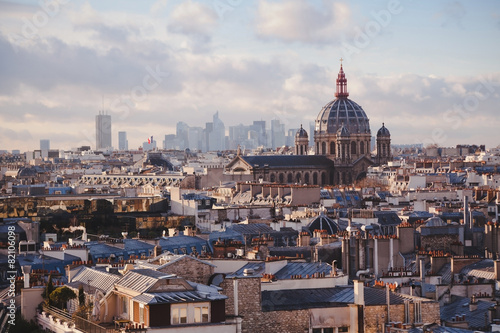 Paris view - 82106098