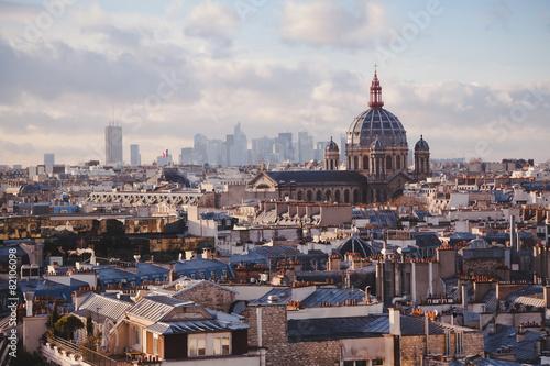 Paris view - 82106098