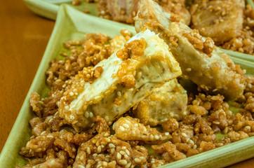 taro fried
