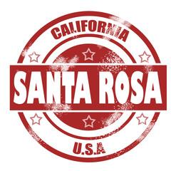 Santa Rosa Stamp