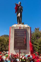 statue de Saint Expédit, Plaine des Cafres, Réunion