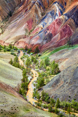 Altai landscapes