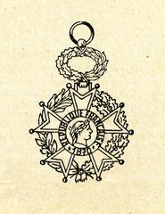 "French order ""Legion of Honour"""