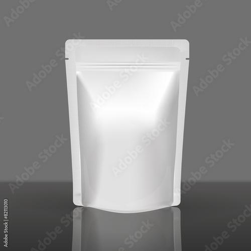 Mockup Blank Foil Food Or Drink - 82113010