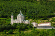 Castelpetroso, vista panoramica del santuario - 82114217