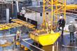 Bauarbeiter auf Baustelle - 82116664