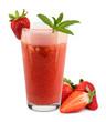 strawberry smoothie - 82117086