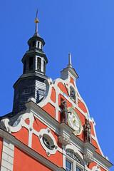 Rathaus von Arnstadt (1586,Thüringen)