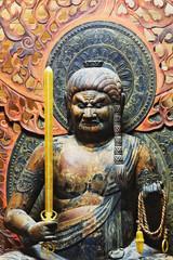 Statue of Fudo Myo-o