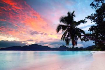 Seychellen - Abendlicht
