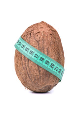 Coconut and meter