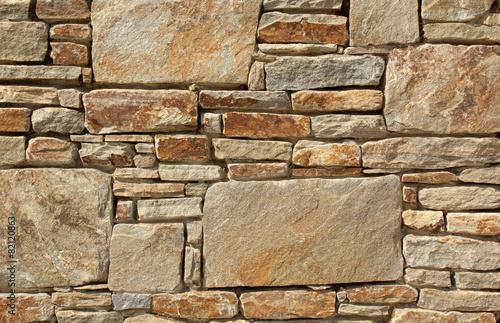 Poster Stenen Stone Wall
