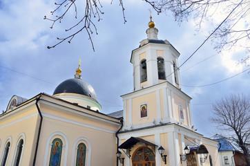 Москва, храм святого апостола Иакова Заведеева