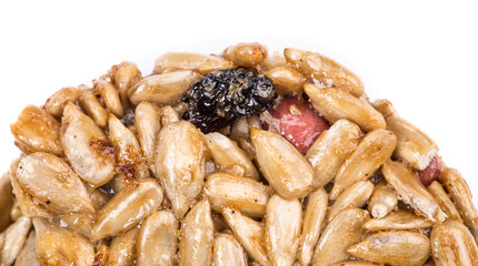 Candied roasted peanuts sunflower seeds