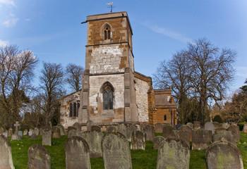 St.Andrews Church. Utterby.