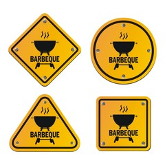 barbeque signs