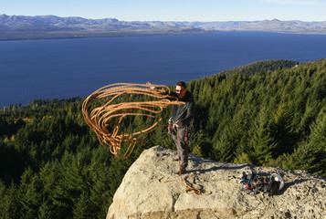 Rock Climbing in Argentina