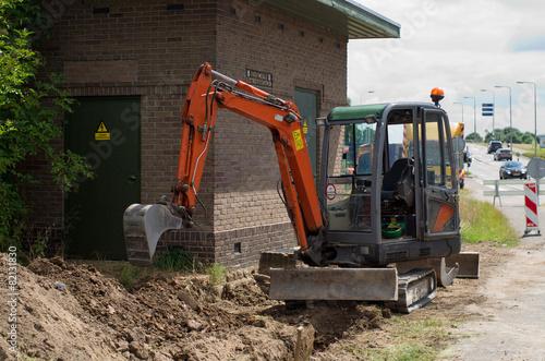 Mini excavator - 82131830