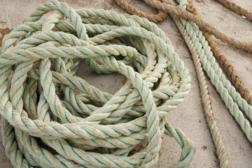 Coiled Ropes