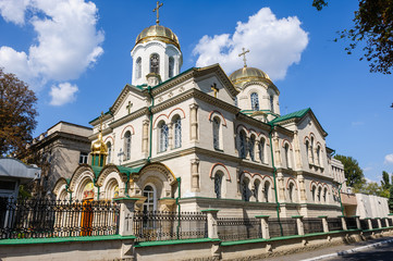 Church of Transfiguration in Chisinau, Moldova