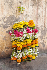 Indian Flower Arrangement