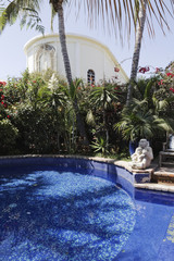 Luxury Pool at the Hotel California