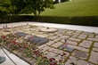 john kennedy and jackie oanasis graves at Arlington National Cem