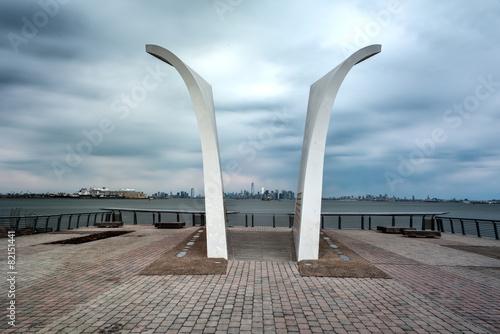 Poster Postcards Memorial in Staten Island, NY