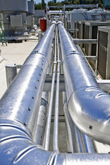 Cooling Pipelines