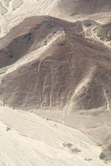 Unesco Heritage: Lines and Geoglyphs of Nazca, Peru - Astronaut