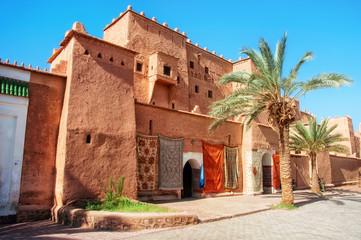 Taourirt Kasbah in Ouarzazate