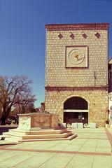 Krk Town Rook , Croatia