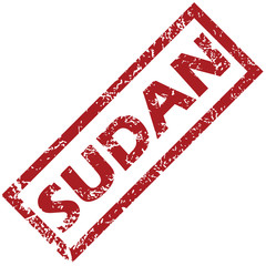 New Sudan rubber stamp