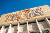 National museum in Tirana center