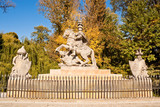 Statue of polish king Jan III Sobieski