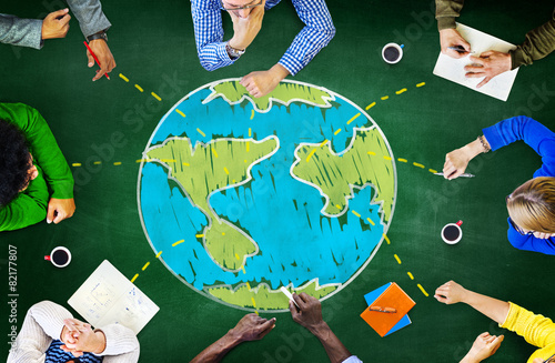 World Global Ecology International Meeting Unity Learning - 82177807